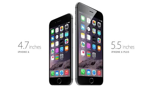 bigger iphones