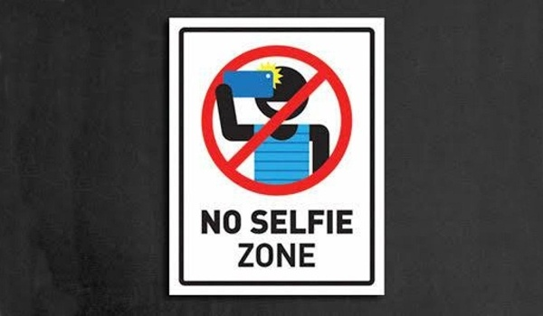 no-selfie-zone