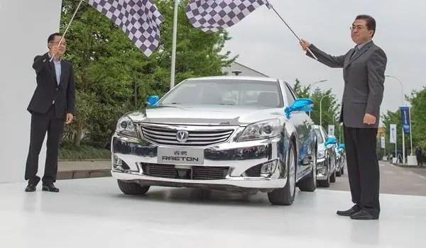 Changan Preton car 1