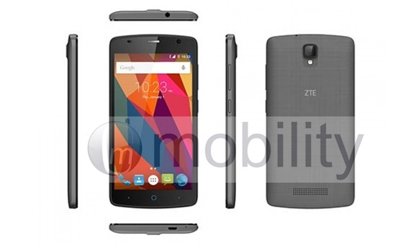 ZTE Blade L5 Plus