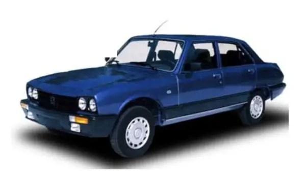 Peugeot 504 classic
