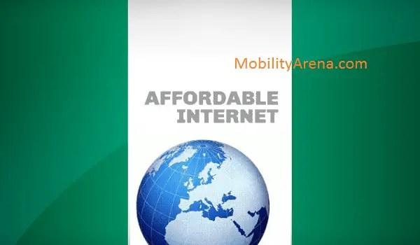 affordable mobile data