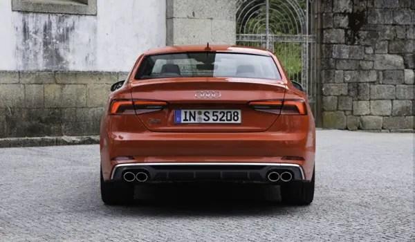 2017 Audi S