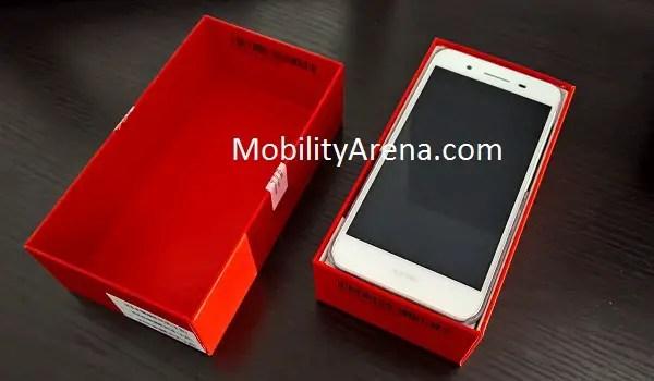 Huawei GR3 open box