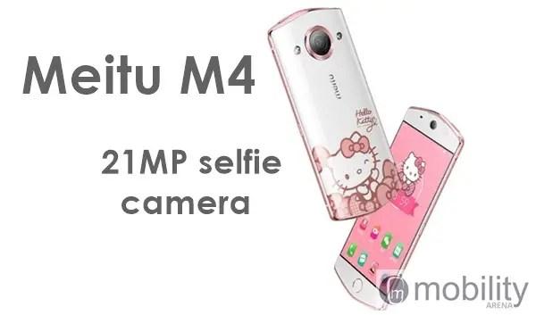 Meitu M6 - smartphone selfie king