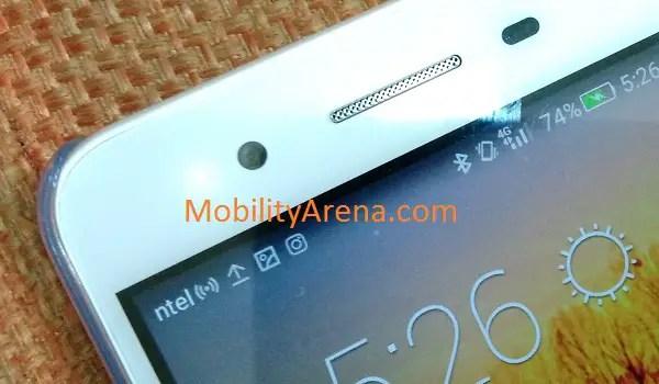 Ntel 4G phone icons