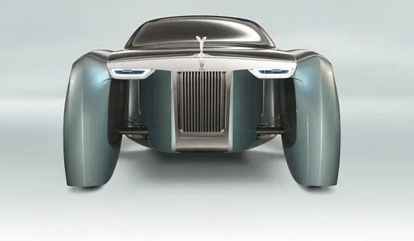 Rolls-Royce 103EX front