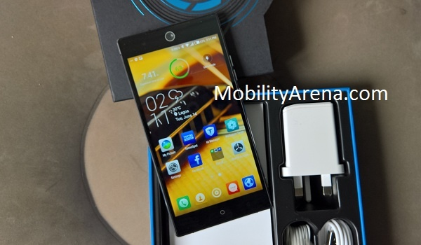 TECNO Camon C9 box open device