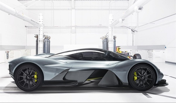 Aston Martin AM-RB 001 side