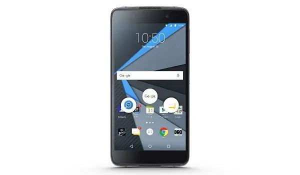 BlackBerryDTEK50 Specifications