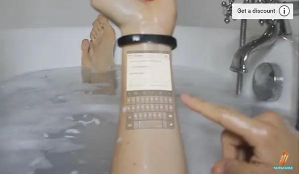 cicret bracelet 2