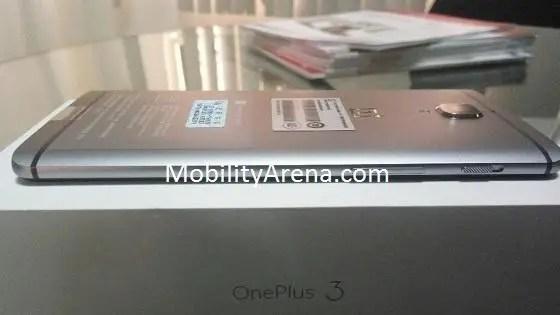beautiful OnePlus 3 side 1