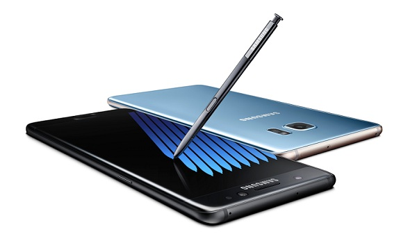 Samsung Galaxy Note 7 specifications