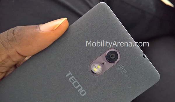 TECNO Camon C7 - rear camera