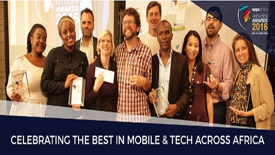 AppsAfrica Innovation award
