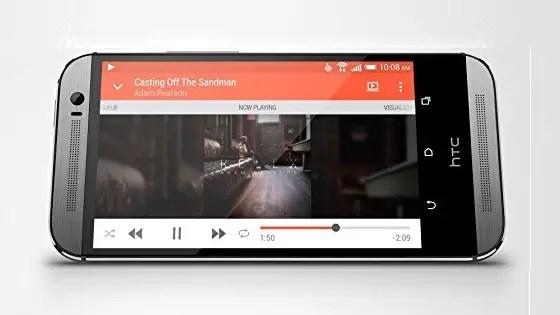 HTC Stereo speakers