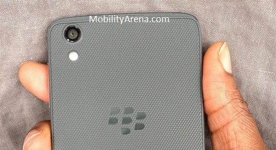 BlackBerry partnership