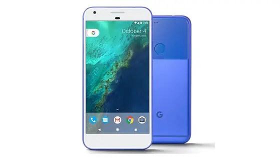 Google Pixel XL Specs
