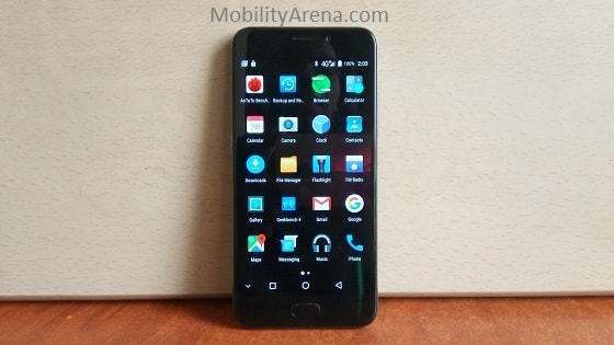 UMi Plus first impressions
