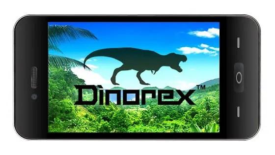 Dinorex Glass