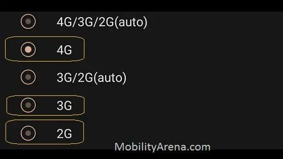 peg 4g network