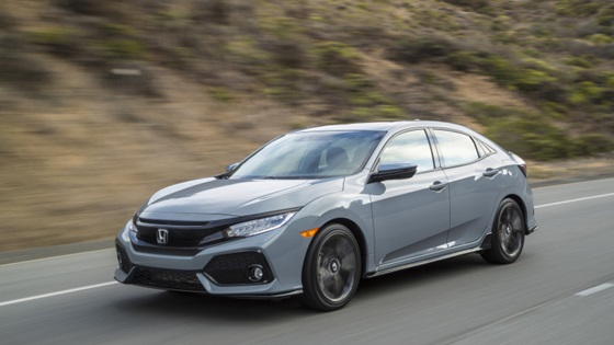 2017 Honda Hatchback