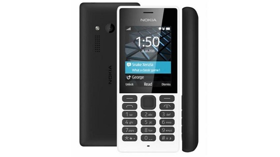 Nokia 150 Specifications