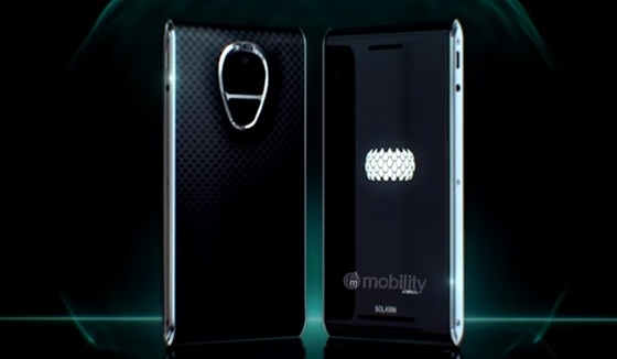 Sirin Solarin - most expensive smartphone of 2016