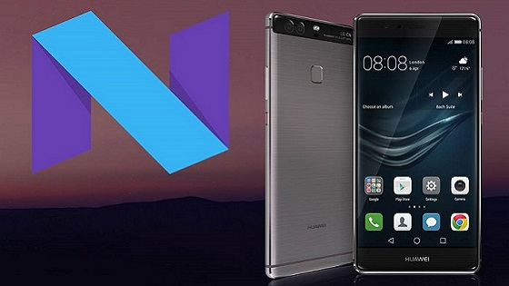 Huawei Android 7 update emui 5