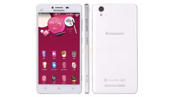 affordable 4G phone - Lenovo A858W