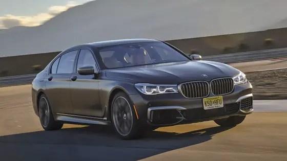 Photos: Meet the powerful 2017 BMW M760i xDrive 5