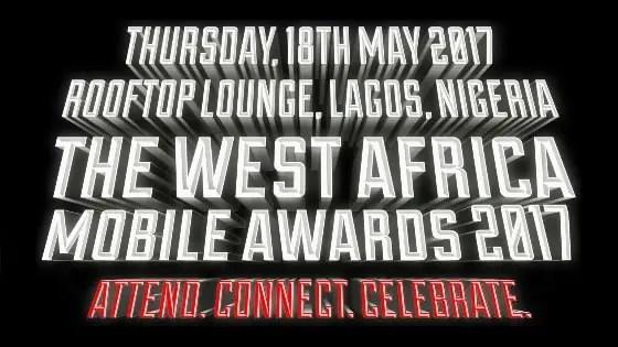 West Africa Mobile Awards 2017