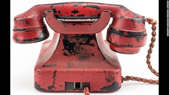 adolf hitler's phone