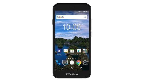 BlackBerry Aurora - first dual-SIM BlackBerry