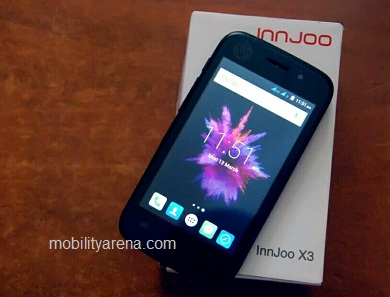 Pre-review Photos of the Innjoo X3 1