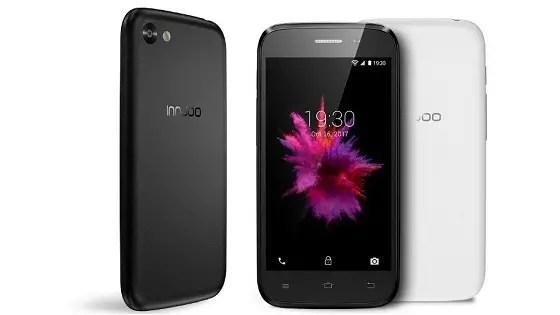 most affordable smartphones - Innjoo X3