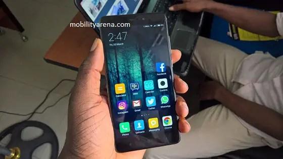 Xiaomi Redmi Note 4 hands-on