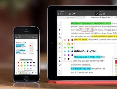 edit pdf iphone ipad pdf expert