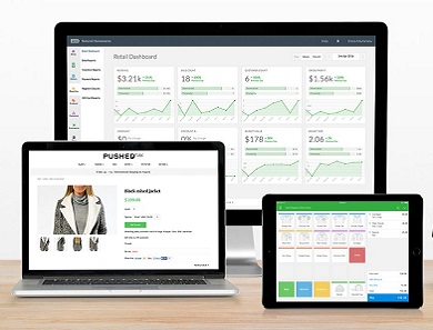 small business apps Vend