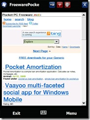 freewarepocketpc
