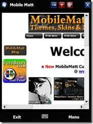Mobile Matt