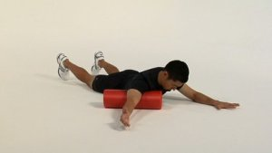 Using Your Foam Roller for Chest