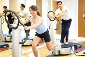 Whole Body Vibration Machine You Seen Them At The Gym, Use Them Now At Home!