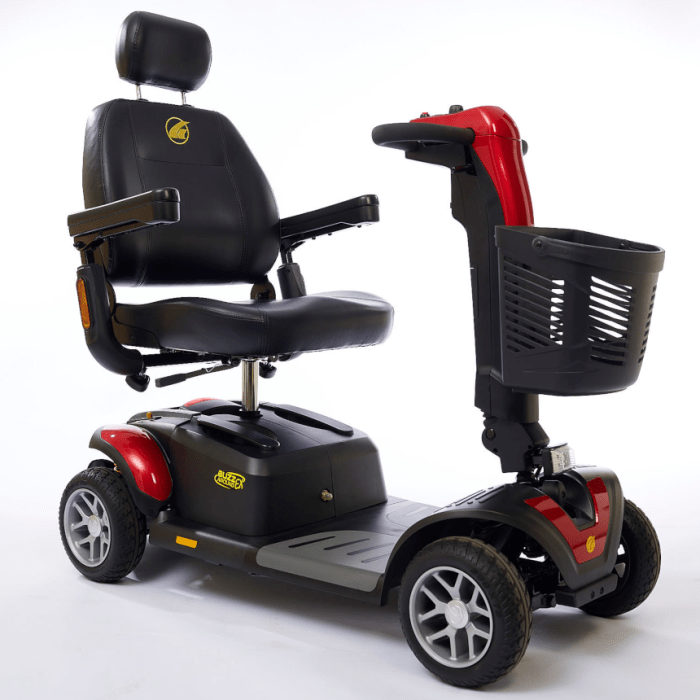4-Wheel Travel Scooters