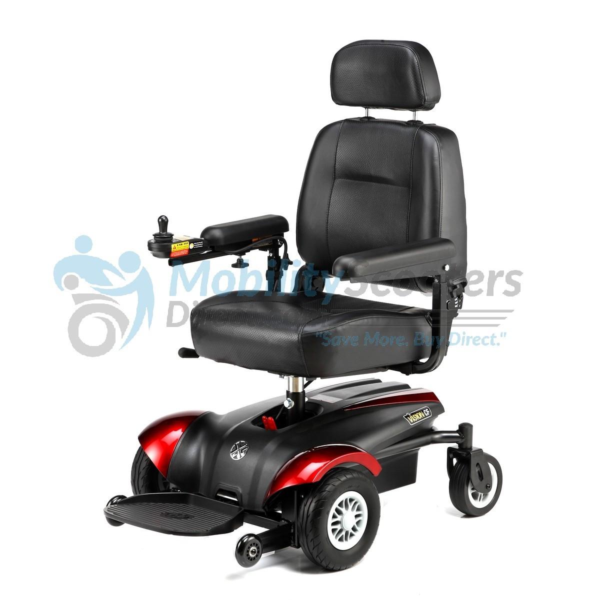 Merits Health P318 Vision Cf Power Wheelchair Lowest