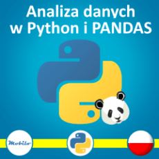 Kurs Analiza danych w Python i PANDAS