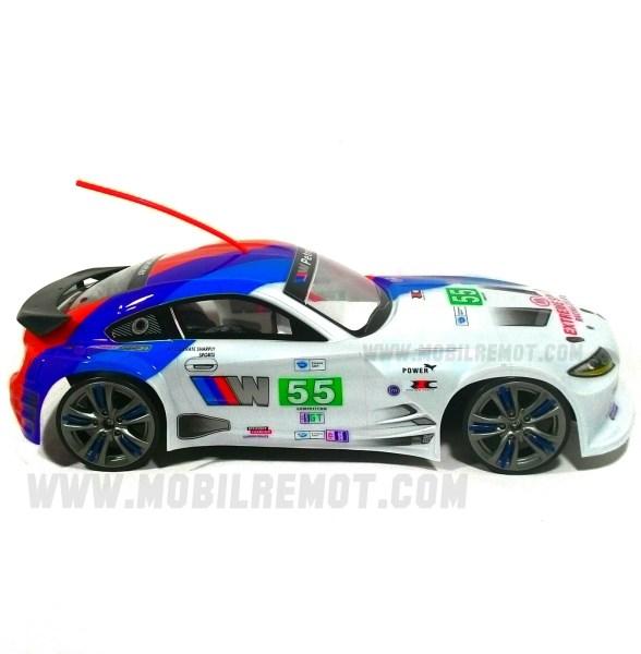 BMW Z4 GTE M Power samping