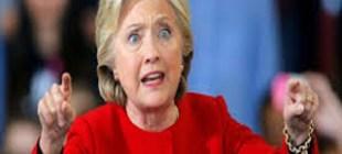 Clinton Mobilyaları Tekmeledi!