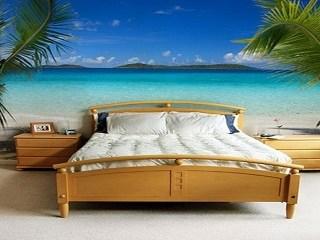 Yatak Odanıza Renk Katacak 10 Duvar Kağıdı Fikri!