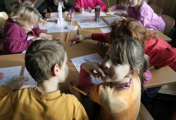 Çocuklar için Çalışma Odası Dekorasyonu